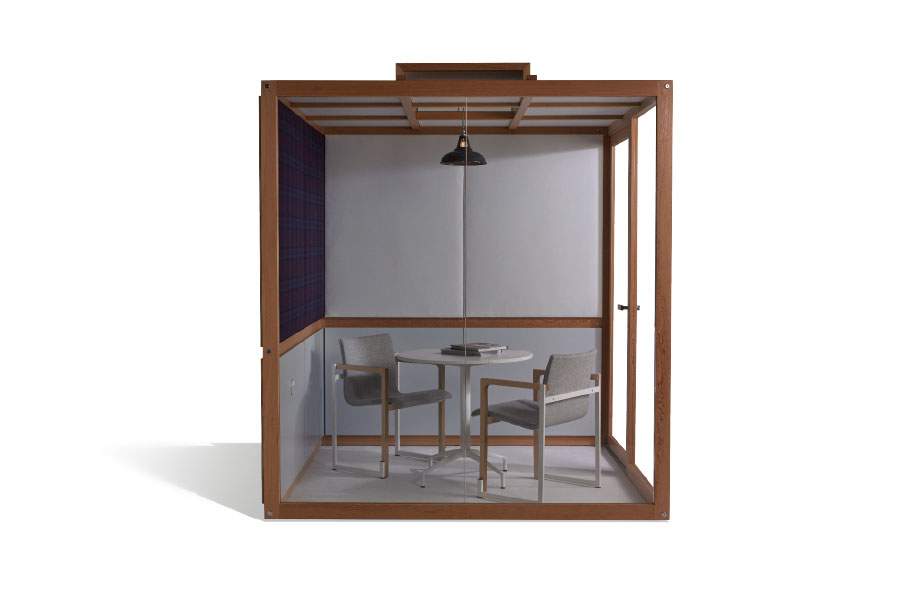 Portable & Modular acoustic office pods, booths and cubicles - any size for any office