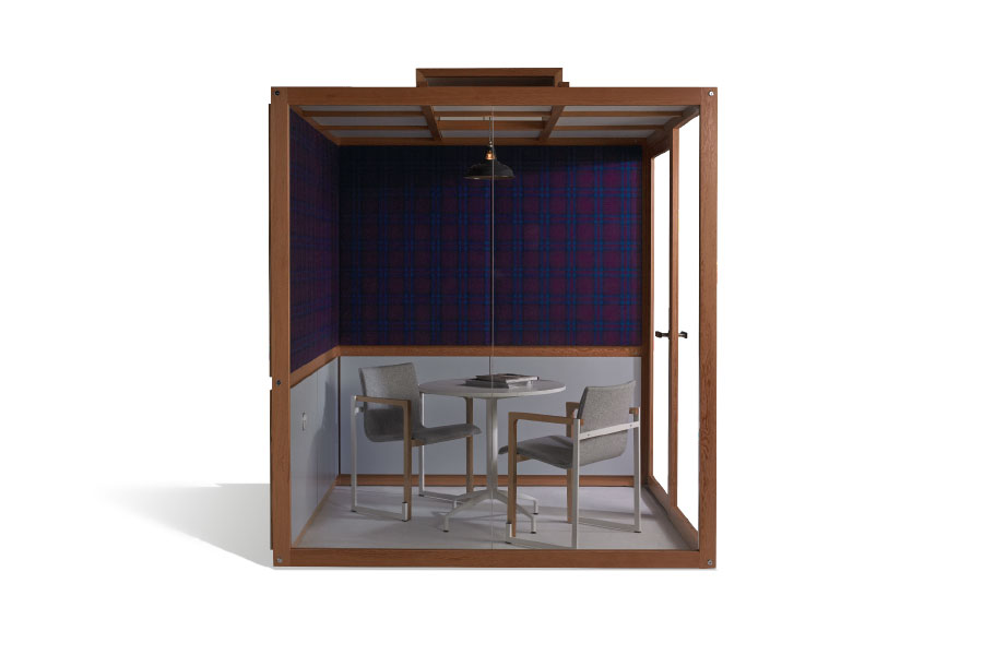 Acoustic office pods that can be tailored to your requirements - Sound proof office rooms